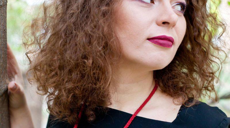 Ирина Сидоренко в украшениях DavletA