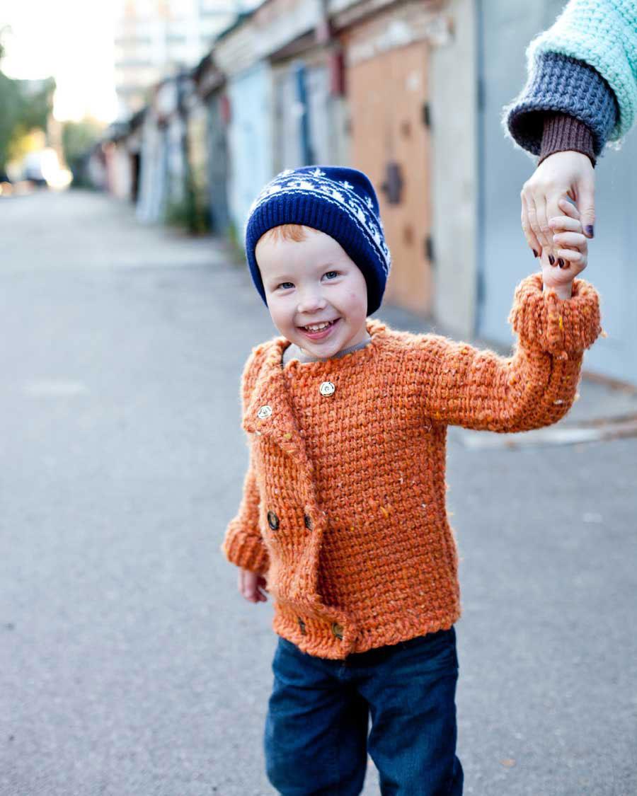 Детская кофта для мальчика или девочки