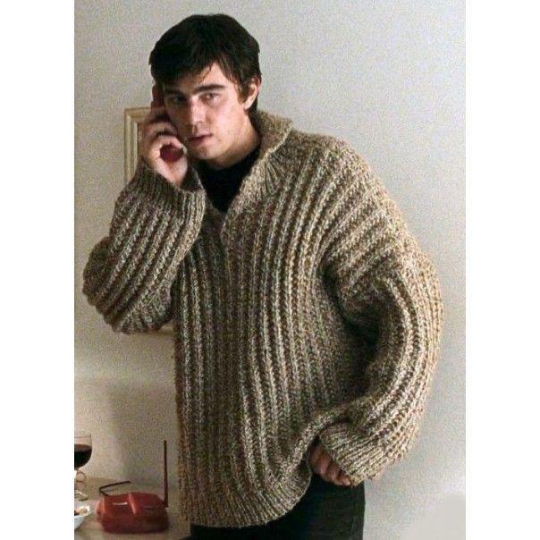 Мужской свитер из фильма брат